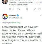 natwest bank not hcked
